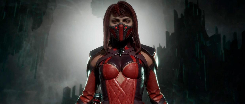 Skarlet комбо Mortal Kombat 11