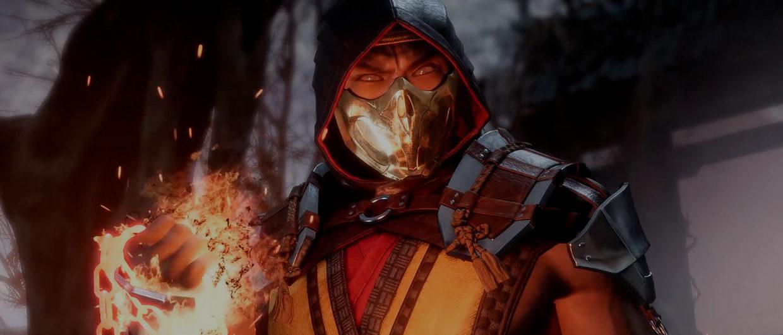 Скорпион комбо Mortal Kombat 11 (обновлено)