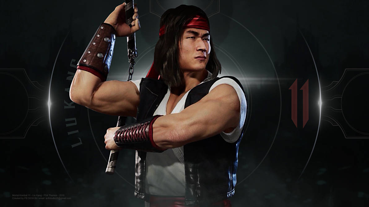 Лю Кан комбо Mortal Kombat 11