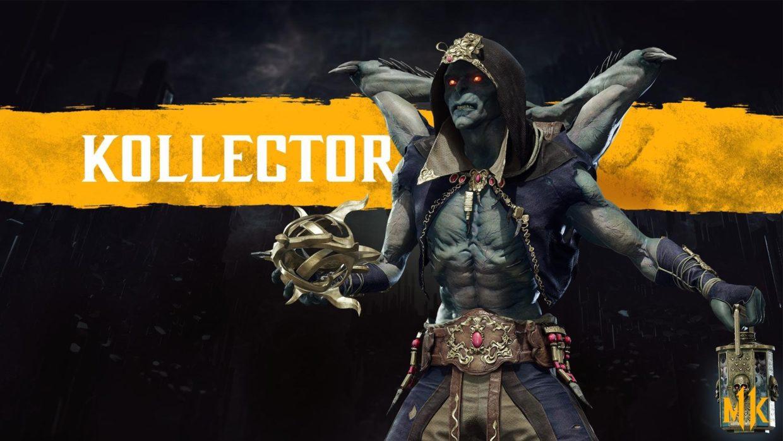 Коллектор комбо Mortal Kombat 11