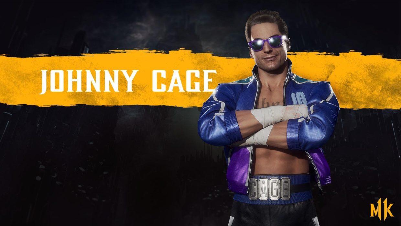 Джонни Кейдж комбо Mortal Kombat 11