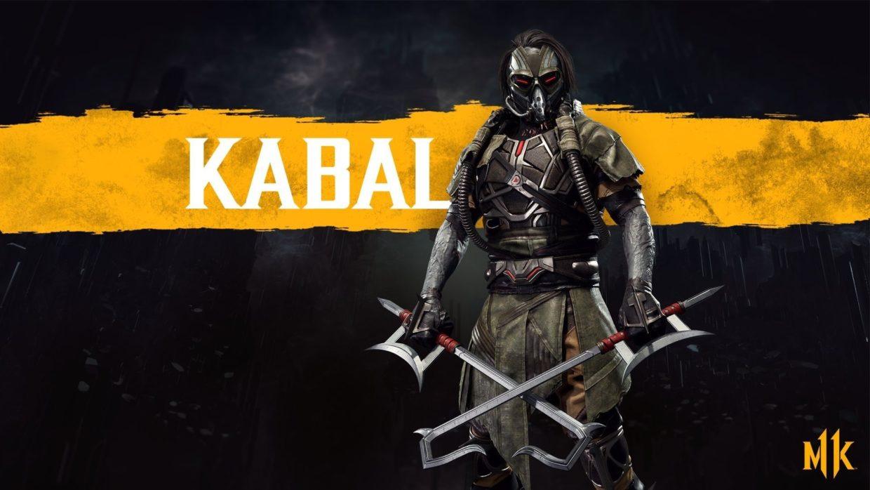 Кабал комбо Mortal Kombat 11