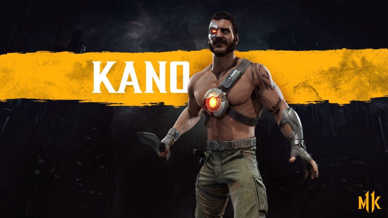Кано комбо Mortal Kombat 11
