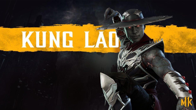 Кун Лао комбо Mortal Kombat 11