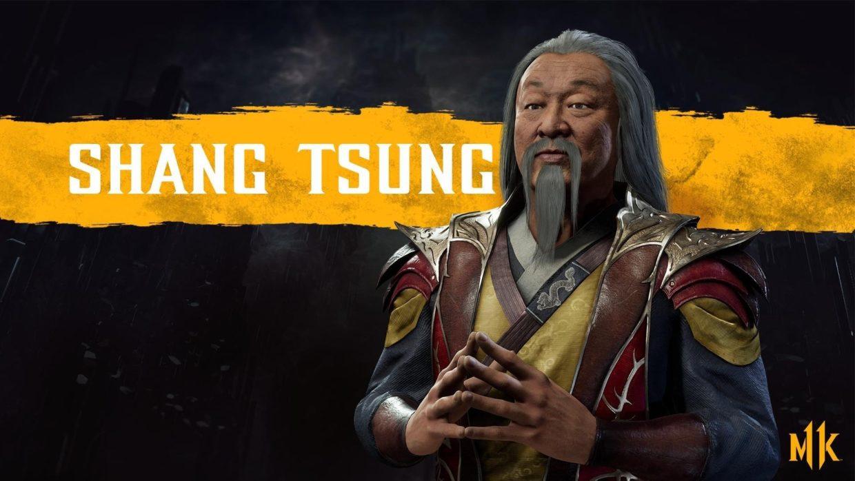 Шан Цзун комбо Mortal Kombat 11