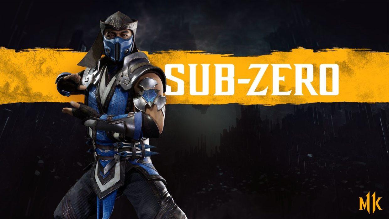 Саб-Зиро комбо Mortal Kombat 11