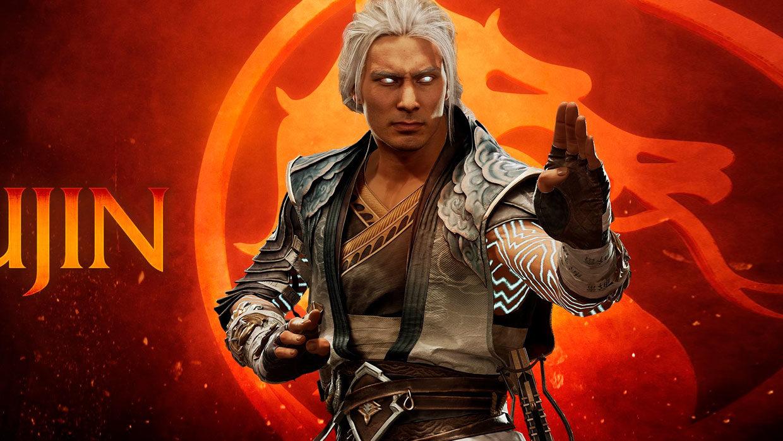 Фуджин комбо Mortal Kombat 11