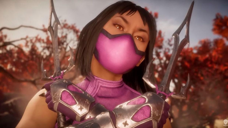 Милина комбо Mortal Kombat 11