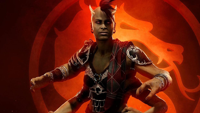 Шива комбо Mortal Kombat 11