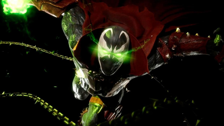 Спаун комбо Mortal Kombat 11