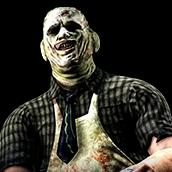 Кожаное лицо Убийца комбо